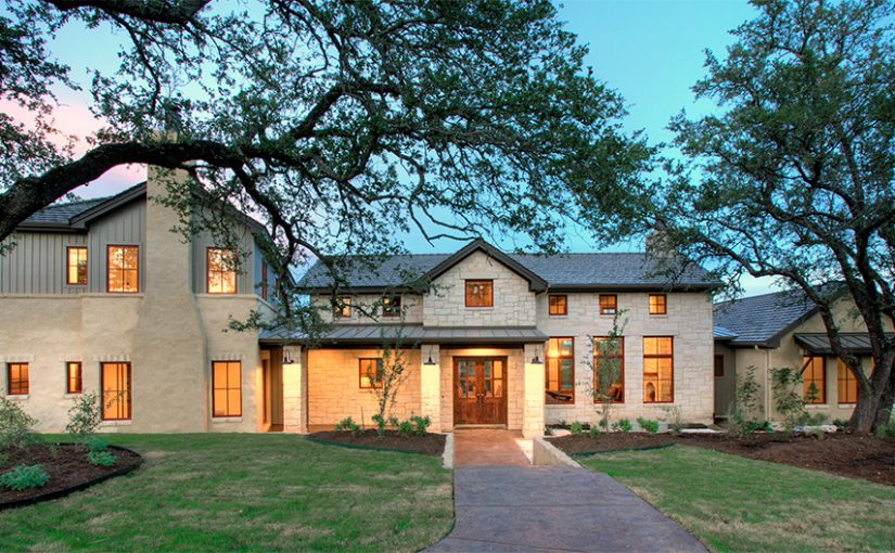 Texas Real Estate Home